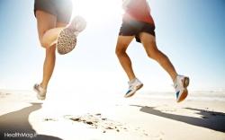 مناسبترین تمریناتی که میتوانید در ساحل انجام دهید - ورزش کم شدن وزن در ساحل | مجله سلامت یاثار